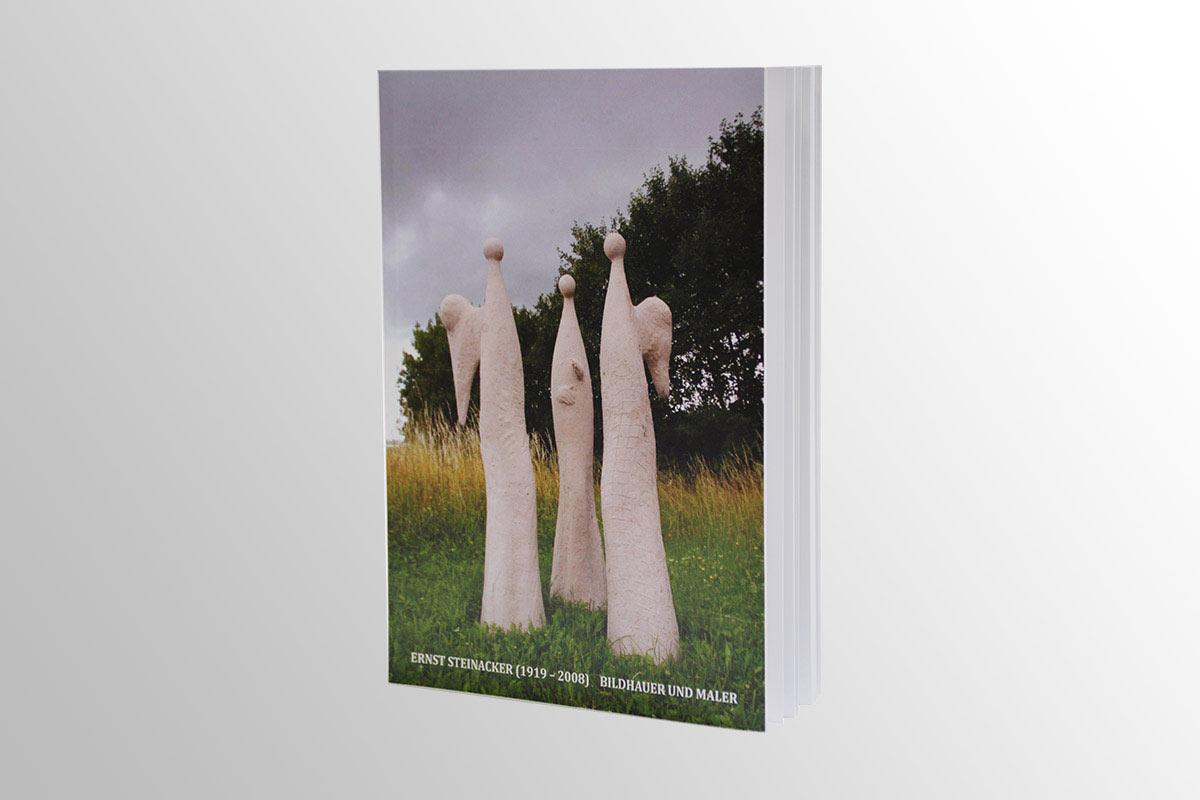 Broschüre Bildhauer/ Maler
