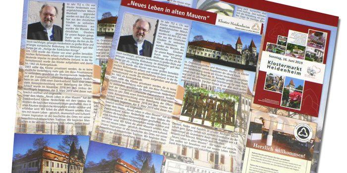 Frankenbote: Sonderbeilage Kloster Heidenheim